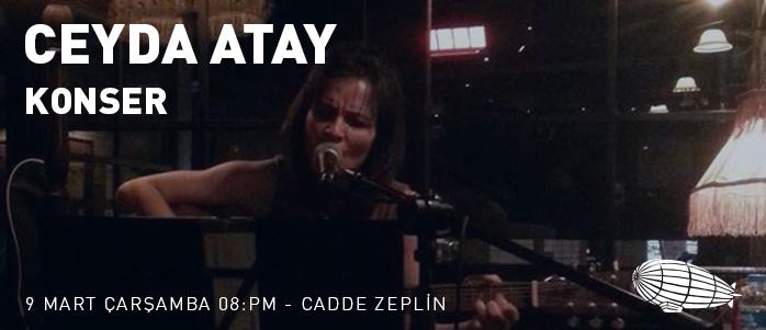 @Cadde Zeplin-Ceyda Atay