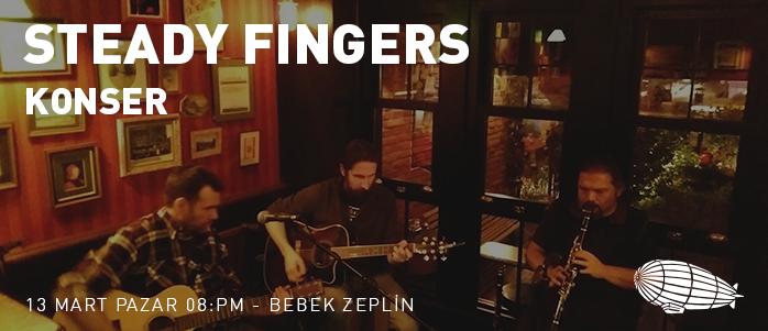 @Bebek Zeplin-Uncle James Steady Fingers