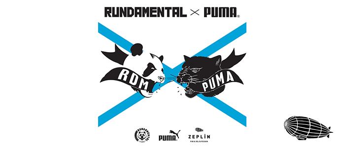 Rundamental koşar, Puma yakalar, Zeplin Bebek misafir eder!