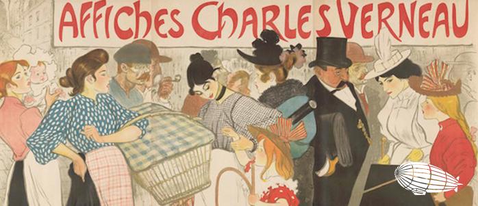 1800'den fazla 19.YY Fransız Posterleri ve Baskıları artık İndirebilirsiniz…