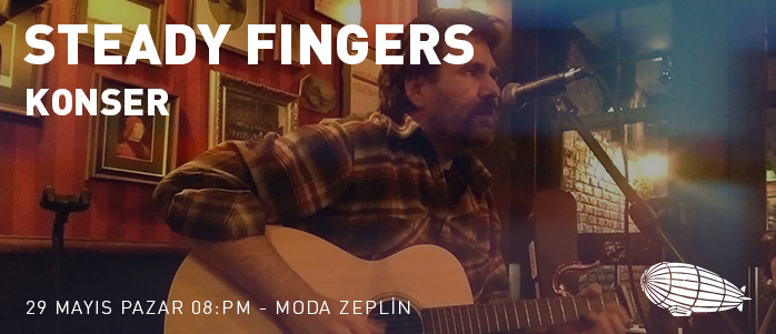 @Moda Zeplin-Uncle James Steady Fingers