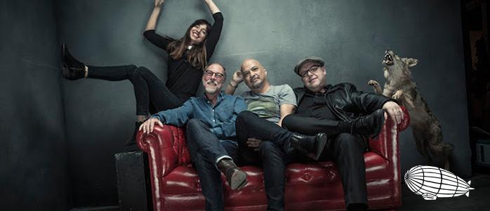 Pixies'den Yeni Tınılar Dinlemek İster misiniz?