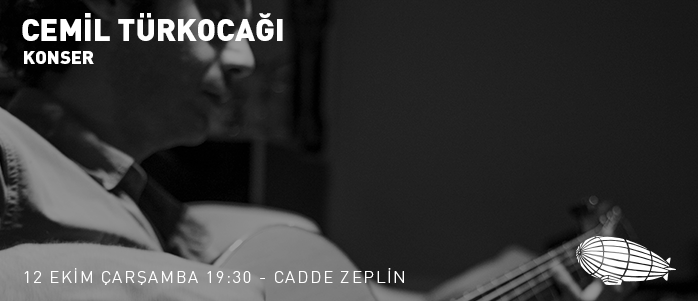 @Cadde Zeplin-Cemil Türkoğlu