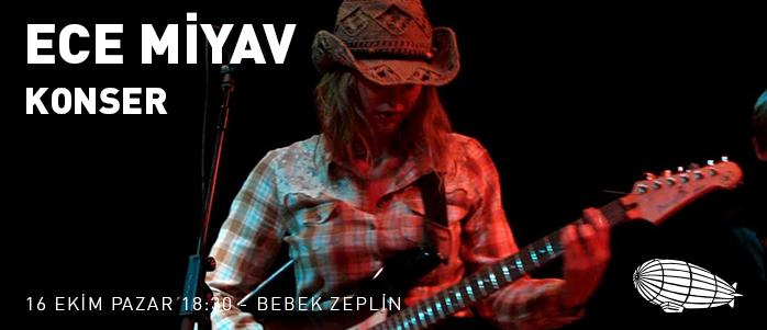 @Bebek Zeplin-Ece Miyav