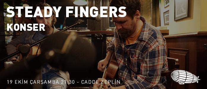 @Cadde Zeplin-Uncle James Steady Fingers