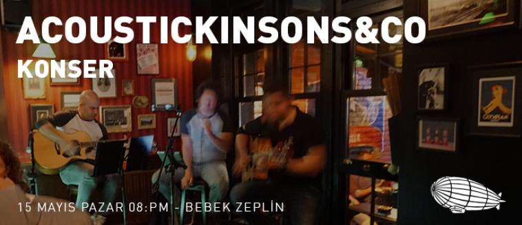 @Bebek Zeplin-Acoustickinsons&Co