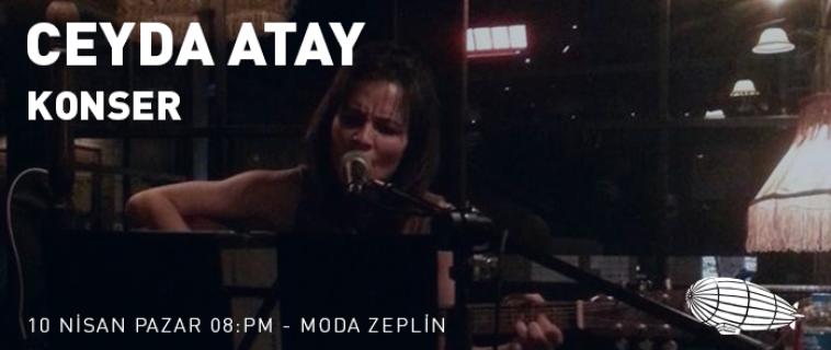 @Moda Zeplin-Ceyda Atay