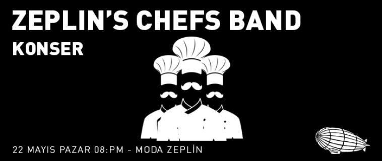 @Moda Zeplin-Zeplin's Chefs Band