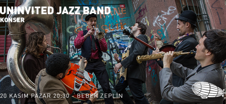 @Bebek Zeplin-Uninvited Jazz Band